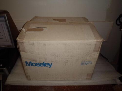 Moseley Rpl-4010 Uhf Synthesized 450-456 Mhz Rpu (remote Pickup) Transmitter