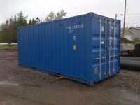 20ft One time use Sea Containers for sale in Like new Condition!