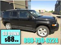 2011 Jeep Patriot 4x4 LIMITED ($0 DOWN only $88 Bi-Weekly!)
