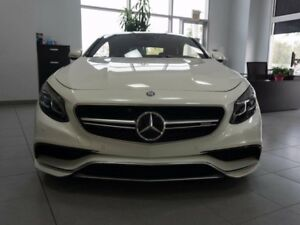 2015 Mercedes-Benz S-Class 4MATIC Coupe