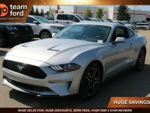 2019 Ford Mustang COUPE, 101A, 2.3L ECOBOOST, RWD, SYNC, NAV, RE