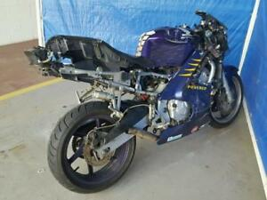 parting out honda CBR 600