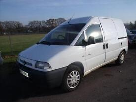 CITROEN DISPATCH HDI 900KG, White, Manual, Diesel, 2003