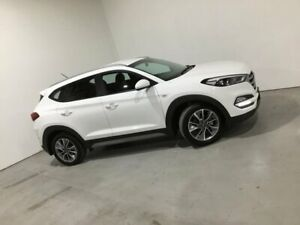 2018 Hyundai Tucson TL MY18 Active X 2WD White 6 Speed Sports Automatic Wagon Mile End South West Torrens Area Preview