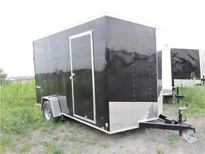 Remorque Fermée SA 7X12 Enclosed Trailer