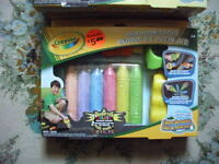 FOR SALE CRAYOLA OUTDOOR TOOLS  FOR ages 4+.