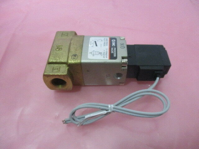 SMC Process Valve AC176-242V/50Hz, AC187-253V/60Hz, VNB 212C, 450692