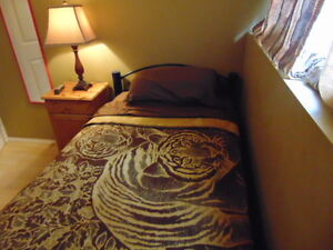 Clean cozy room available for short term - Bonnie Doon