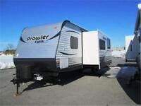 2014 Heartland Prowler 30LX Travel Trailer