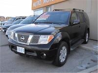 2005 Nissan Pathfinder LE • 134,000 KM • | ROOF | LEATHER | DVD|
