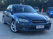 2003 Subaru Liberty B4 MY04 AWD Blue 4 Speed Sports Automatic Sedan South Toowoomba Toowoomba City Preview