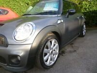 MINI HATCH COOPER 1.6 COOPER S 3d 172 BHP (grey) 2008