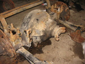 Meritor 23000 #  Housing with Differential