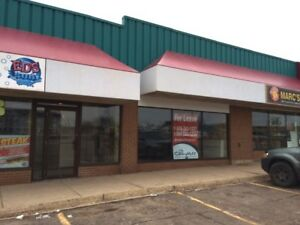 Restaurant Space for Lease - 300 Elmwood Dr. Unit 4