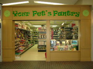 Your Pet's Pantry inc Business for Sale