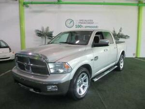 "RAM 1500 2012 4WD CREW CAB 140.5""**GPS+DVD+CUIR+TOIT OUVRANT++"