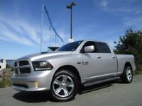 2017 Ram 1500 Sport (NEW YEAR'S SPECIAL: $34577! CLEAN CARFAX, 4