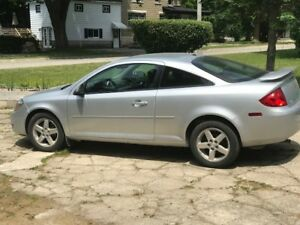 2010 Pontiac G5 - Manual