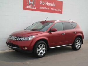 2006 Nissan Murano SE, AWD, LEATHER - FINANCING AVAILABLE