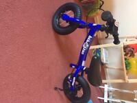 Bike-Star Balance Bike (Excellent Condition)