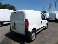 Peugeot Bipper 1.3 Hdi 75 S Plus Pack [Sld] EURO 5 DIESEL MANUAL WHITE (2014)