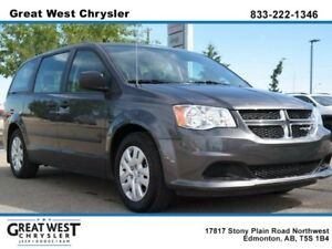 2016 Dodge Grand Caravan CVP**BLUETOOTH**SUPER LOW KM'S**CLIMATE