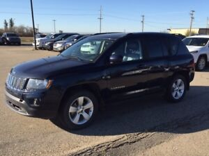 2014 JEEP COMPASS NORTH 4X4 SUV!! EXCELLENT FUEL ECONOMY!!!