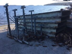 DOCK with character