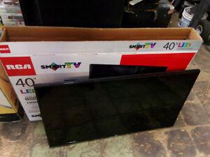 """RCA 40"""" LED Smart TV"""