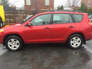 Belle Toyota Rav4 2009,A/C,grpe electric,AWD,4 cylindres,special