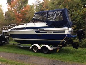 Well Maintained,clean & Seaworthy 25.5 ft Cabin Cruiser Reduced