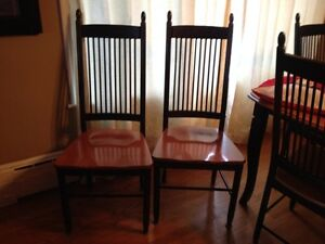 Diningroom table and chairs St. John's Newfoundland image 3