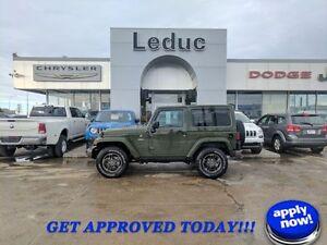 2016 Jeep Wrangler Sahara $8000 BELOW MSRP!!
