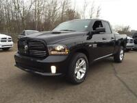 $237 b/w!   2014 RAM 1500 SPORT BLACK BEAUTY $O DOWN FINANCING!