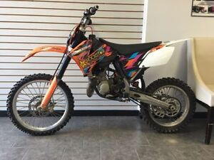 2008 KTM SX 85 Big wheel