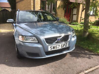 Volvo V50 2008 DS New CAMBELT and WATER PUMP at last service