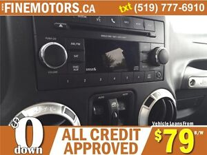 2012 JEEP WRANGLER UNLIMITED SAHARA * 4x4 * BOTH HARD & SOFT TOP London Ontario image 9