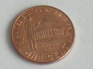 Lincoln Commemorative Pennies from 2009