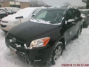 2010 Toyota RAV4 AWD super LOW kms - what a deal! No Accidents