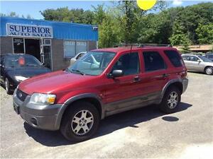 2005 Ford Escape XLT Fully Certified and Etested!