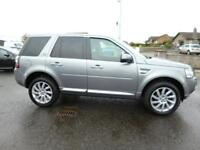 2013 Land Rover Freelander FREELANDER 2 2.2TD4 HSE Diesel grey Manual