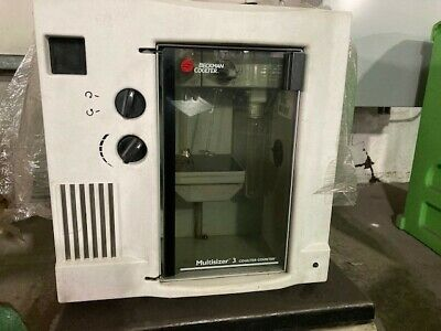 Beckman Coulter Multisizer 3 Particle Counter