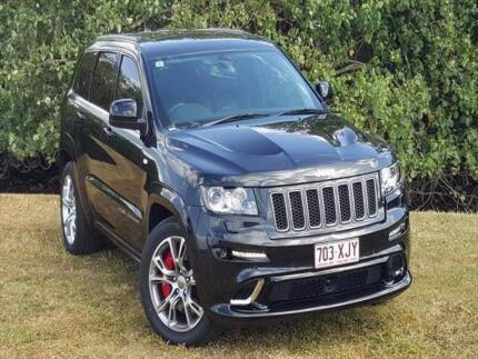 From $175* per week on finance 2013 Jeep Grand Cherokee Wagon