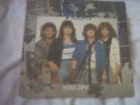 Vinyl LP After Hours – Take Off
