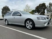 2008 Ford Falcon BF MkII XR6 (LPG) 4 Speed Auto Seq Sportshift Utility Fawkner Moreland Area Preview