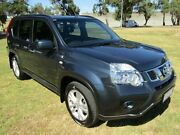 2013 Nissan X-Trail T31 Series 5 ST (FWD) Tempest Blue 6 Speed Manual Wagon Invermay Launceston Area Preview