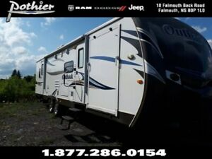 2013 Keystone RV Outback 310TB Toy Hauler
