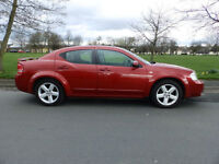 2008 08'reg Dodge Avenger 2.0 CRD SXT**Alloys, Leather**