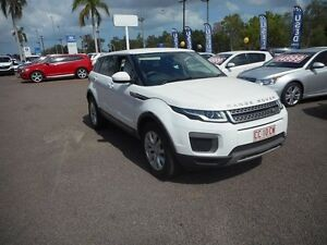 2015 Land Rover Range Rover Evoque L538 MY16 TD4 180 SE White 9 Speed Sports Automatic Wagon Winnellie Darwin City Preview