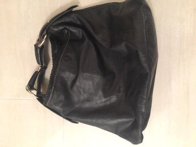 652ae41b5 Gucci Monogram Horsebit Bag 40000 Women39s Handbags